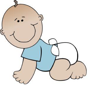 papapishu_baby_boy_crawling